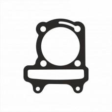 Прокладка циліндру 150cc 157QMJ (висока якість)
