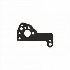 Прокладка карбюратора Yamaha 22U-14199-00-00, 3JB-14199-00-00 (висока якість)