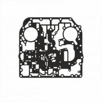 Прокладка масляного піддону Allison MD3060 29546538DF (висока якість)