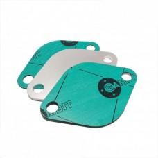 Заглушка клапана ЕГР 1.7 CDTi для OPEL EGR015NQ1G2T4 (частковий комплект)