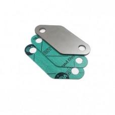Заглушка клапана ЕГР 2.2 DCi, 2.2 Di, 2.5 DCi, 2.5 D для NISSAN EGR026NQ1G2T4