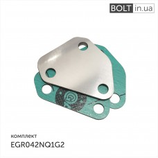 Заглушка клапана ЕГР 1.8T для AUDI, SEAT, SKODA, VW EGR042NQ1G2
